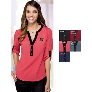 Promotional Button Down Shirts-LB758