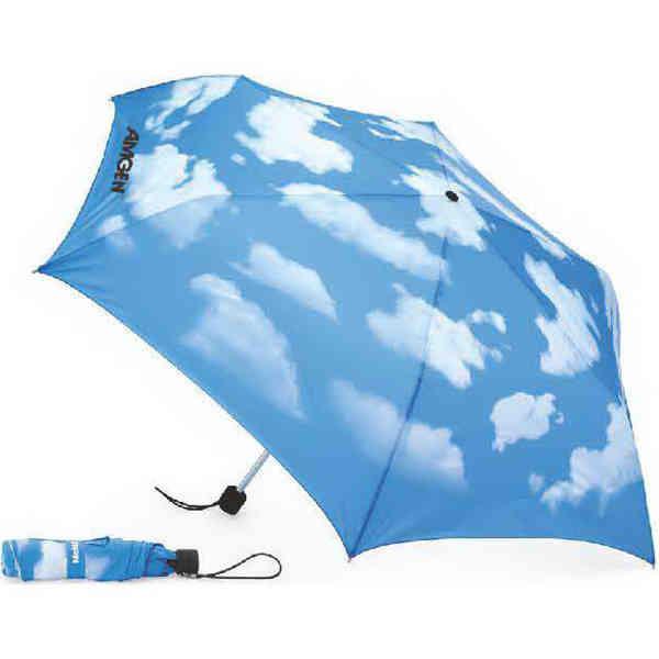 6-panel umbrella.