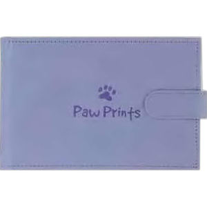 Hardcover portable Paw Prints