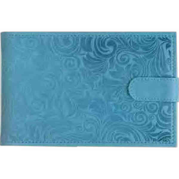 Hardcover portable Sky Blue