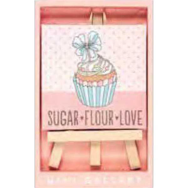 Sugar - Flour -