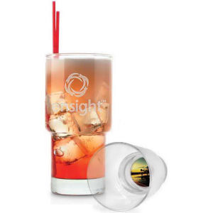 Promotional Drinking Glasses-1555E