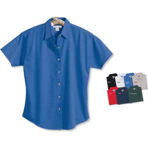 Promotional Button Down Shirts-711