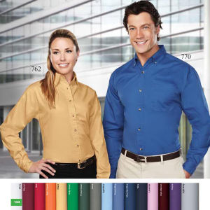 Promotional Button Down Shirts-770