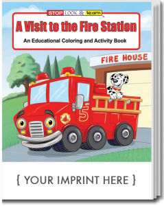 Promotional Coloring Books-0191