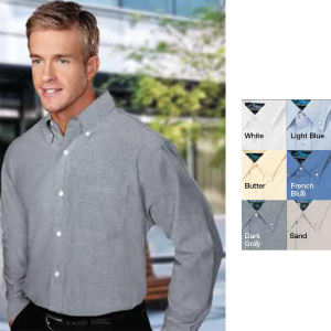 Promotional Button Down Shirts-750