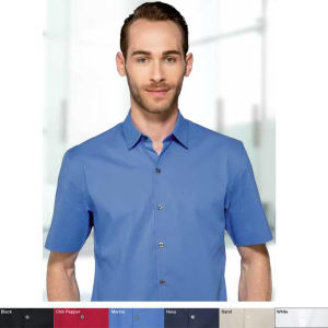 Promotional Button Down Shirts-W743SS
