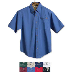 Promotional Button Down Shirts-788