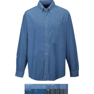 Promotional Button Down Shirts-829