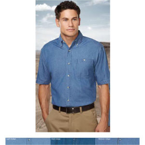 Promotional Button Down Shirts-828