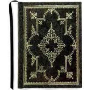 Obsidian Bookbound Journal features