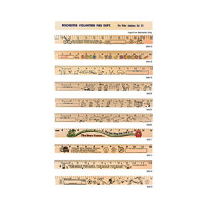 Promotional Rulers/Yardsticks, Measuring-90612