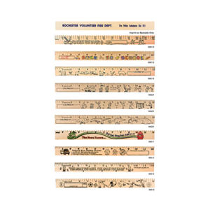 Promotional Rulers/Yardsticks, Measuring-90624