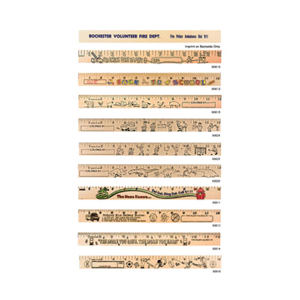 Promotional Rulers/Yardsticks, Measuring-90626