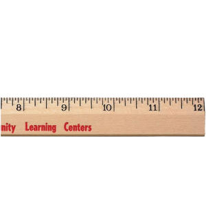Promotional Rulers/Yardsticks, Measuring-90112