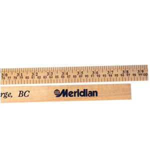 Promotional Rulers/Yardsticks, Measuring-90885