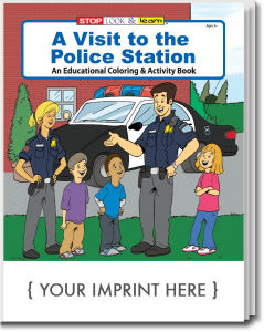 Promotional Coloring Books-0175