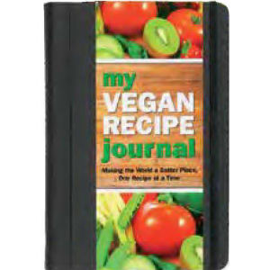 My Vegan Recipe Journal