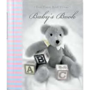 Baby's Book: The First