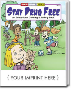 Promotional Coloring Books-0110