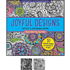 Promotional Coloring Books-7568