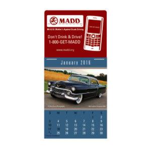 Promotional Magnetic Calendars-V8937