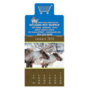 Promotional Magnetic Calendars-V8942