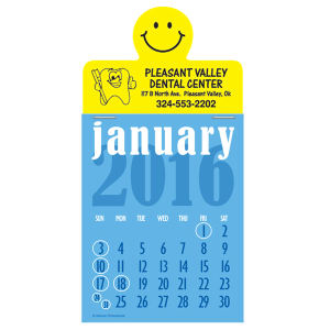 Promotional Magnetic Calendars-V8945