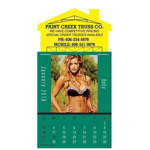 Promotional Magnetic Calendars-V8947