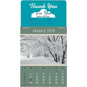 Promotional Magnetic Calendars-V8938