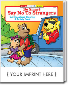 Promotional Coloring Books-0140