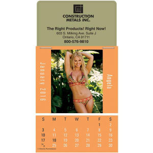 Promotional Magnetic Calendars-V8940