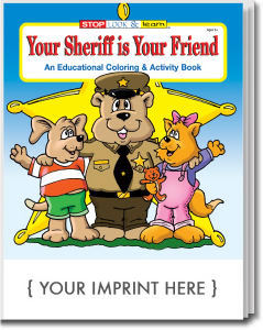 Promotional Coloring Books-0150