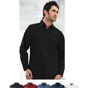Promotional Button Down Shirts-920
