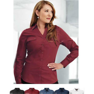 Promotional Button Down Shirts-919