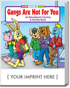 Promotional Coloring Books-0160