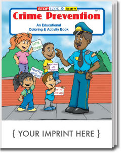 Promotional Coloring Books-0180