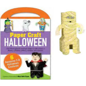 Halloween Kit includes punch