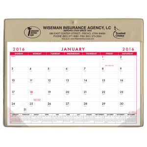 Promotional Desk Calendars-467NS
