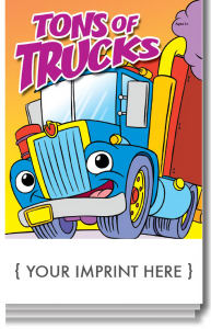 Promotional Coloring Books-0056
