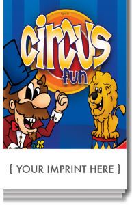 Circus Fun activity pad
