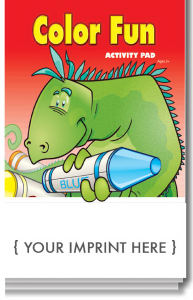 Promotional Coloring Books-0089