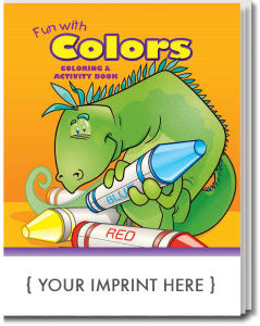 Promotional Coloring Books-0228