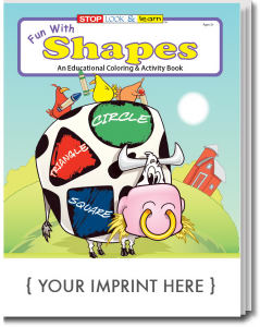 Promotional Coloring Books-0229