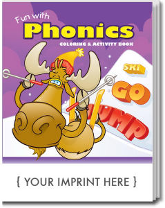 Promotional Coloring Books-0258