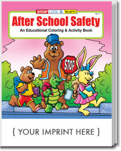 Promotional Coloring Books-0240