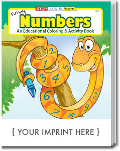 Promotional Coloring Books-0244