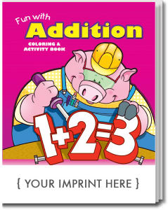 Promotional Coloring Books-0247