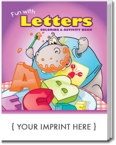 Promotional Coloring Books-0254