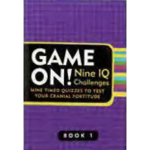 Game On! - Game
